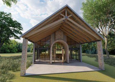 Tshwalo Lodge Chapel