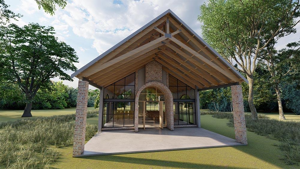 Tshikwalo Lodge Chapel